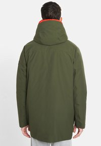 National Geographic - 2-IN-1 - Parka - dark olive - 1