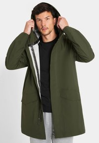 National Geographic - 2-IN-1 - Parka - dark olive - 3