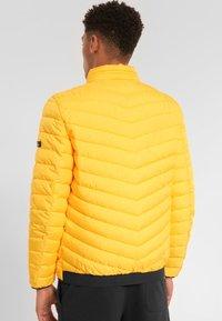 National Geographic - Winter jacket - lemon chrome - 1