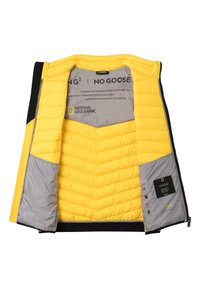 National Geographic - NO GOOSE - Waistcoat - lemon chrome - 7