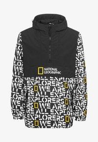 National Geographic - Windbreaker - black - 4