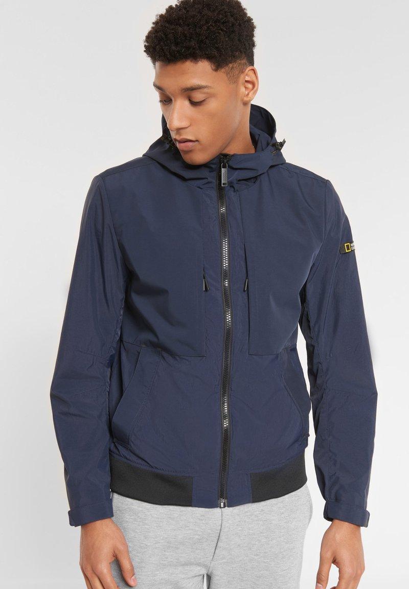 National Geographic - Light jacket - navy