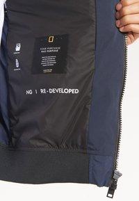 National Geographic - Light jacket - navy - 5