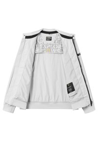 National Geographic - RE-DEVELOPED BLOUSON - Bomber Jacket - offwhite - 7