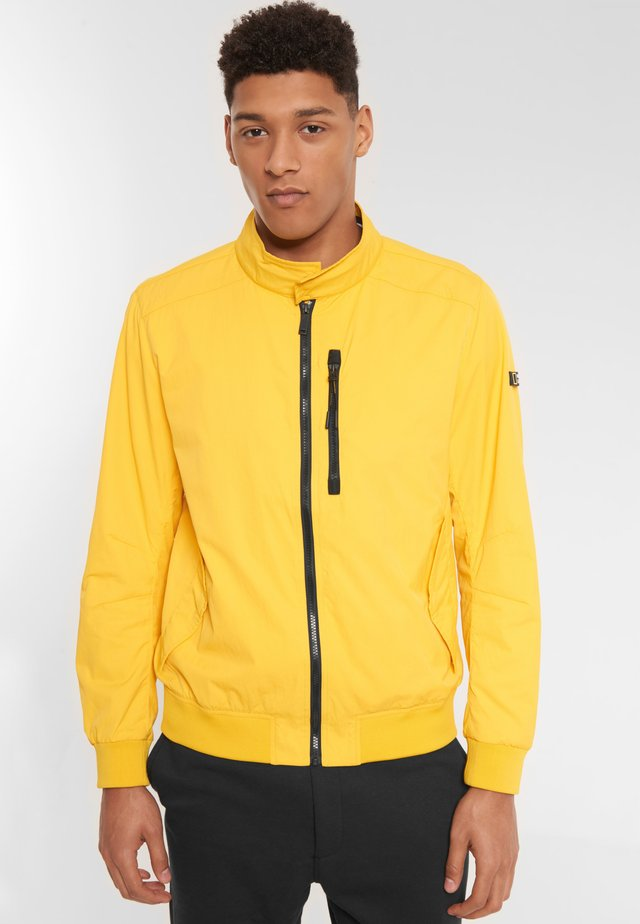 RE-DEVELOPED BLOUSON - Bomber Jacket - yellow