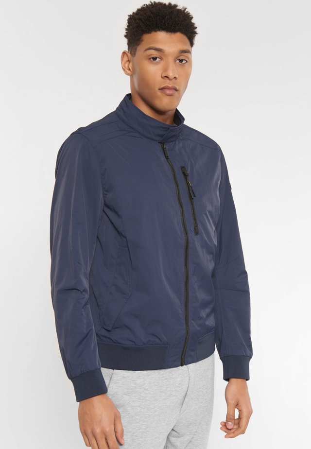 RE-DEVELOPED BLOUSON - Bomber Jacket - navy
