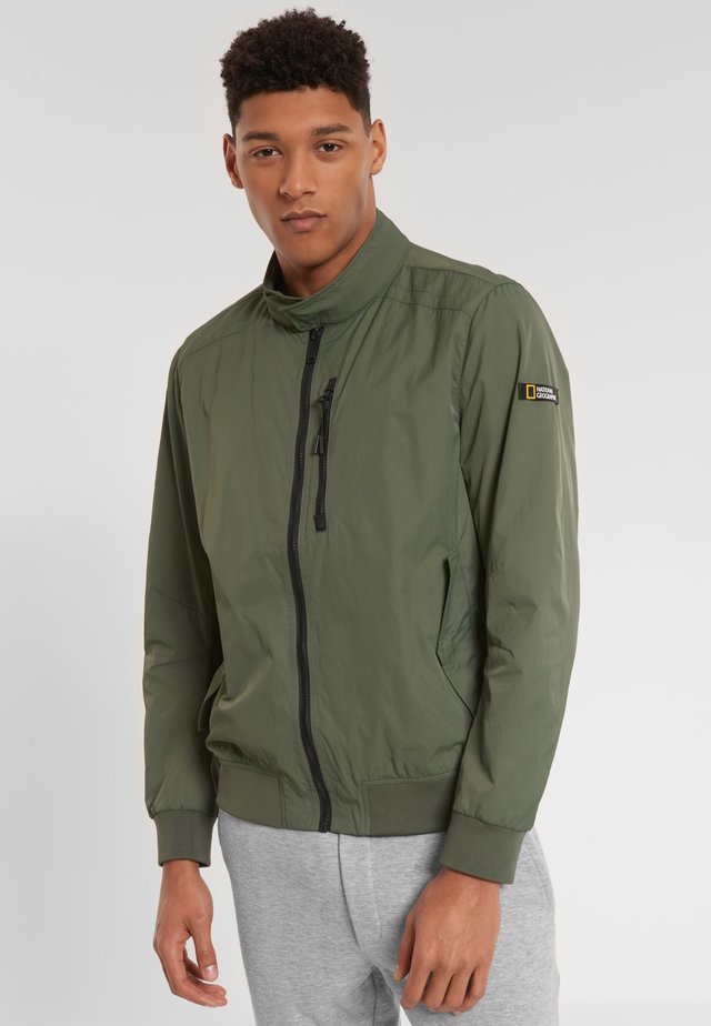 RE-DEVELOPED BLOUSON - Bomber Jacket - olive