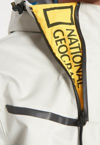 National Geographic - Outdoor jacket - off-white - 3
