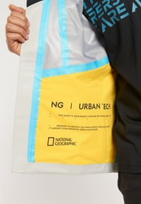 National Geographic - Outdoor jacket - off-white - 4