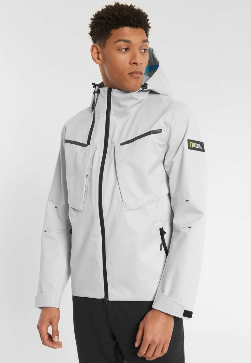 National Geographic - Outdoor jacket - off-white