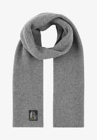 National Geographic - Scarf - light grey melange - 1
