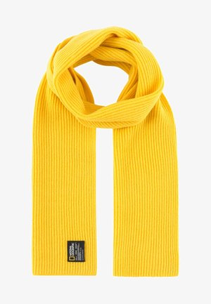 Scarf - lemon chrome