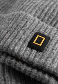 National Geographic - Beanie - light grey melange - 2