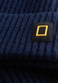 National Geographic - Beanie - dark blue - 2