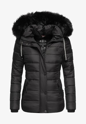 ZUCKERBIENE - Winterjacke - black