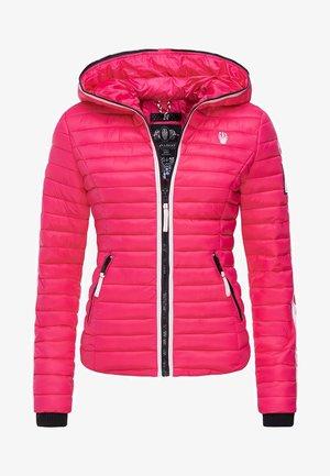 KIMUK PRC - Winter jacket - rosa