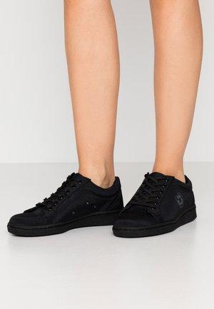 GANGES - Sneakers laag - black