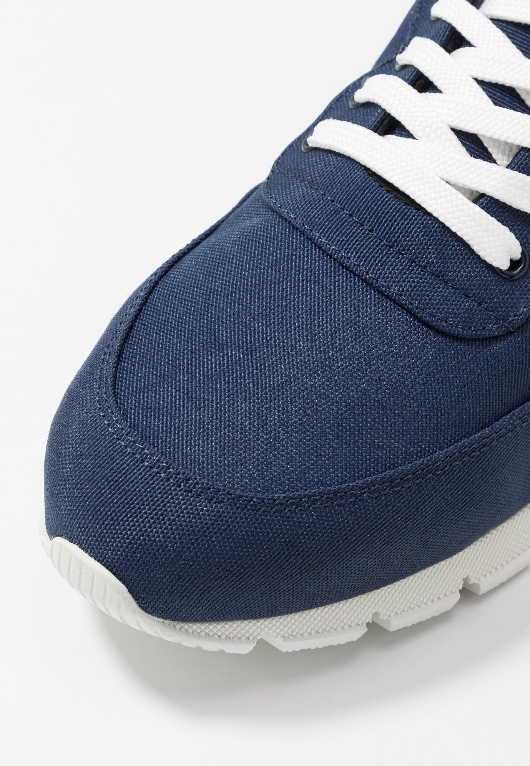 NAE Vegan Shoes NILO - Sneakers basse - navy YfSneraD