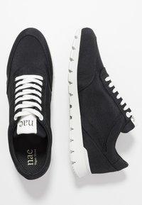 NAE Vegan Shoes - NILO - Tenisky - black - 1
