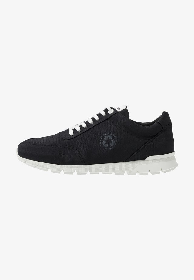 NILO - Sneakers laag - black