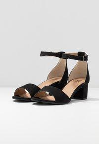 NAE Vegan Shoes - CORA - Sandály - black - 4