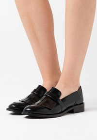 NAE Vegan Shoes - BRINA VEGAN - Mocassins - black - 0