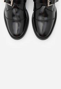 NAE Vegan Shoes - VINCE VEGAN - Mocassins - black - 5