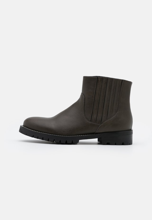 RILEY VEGAN - Ankelboots - green