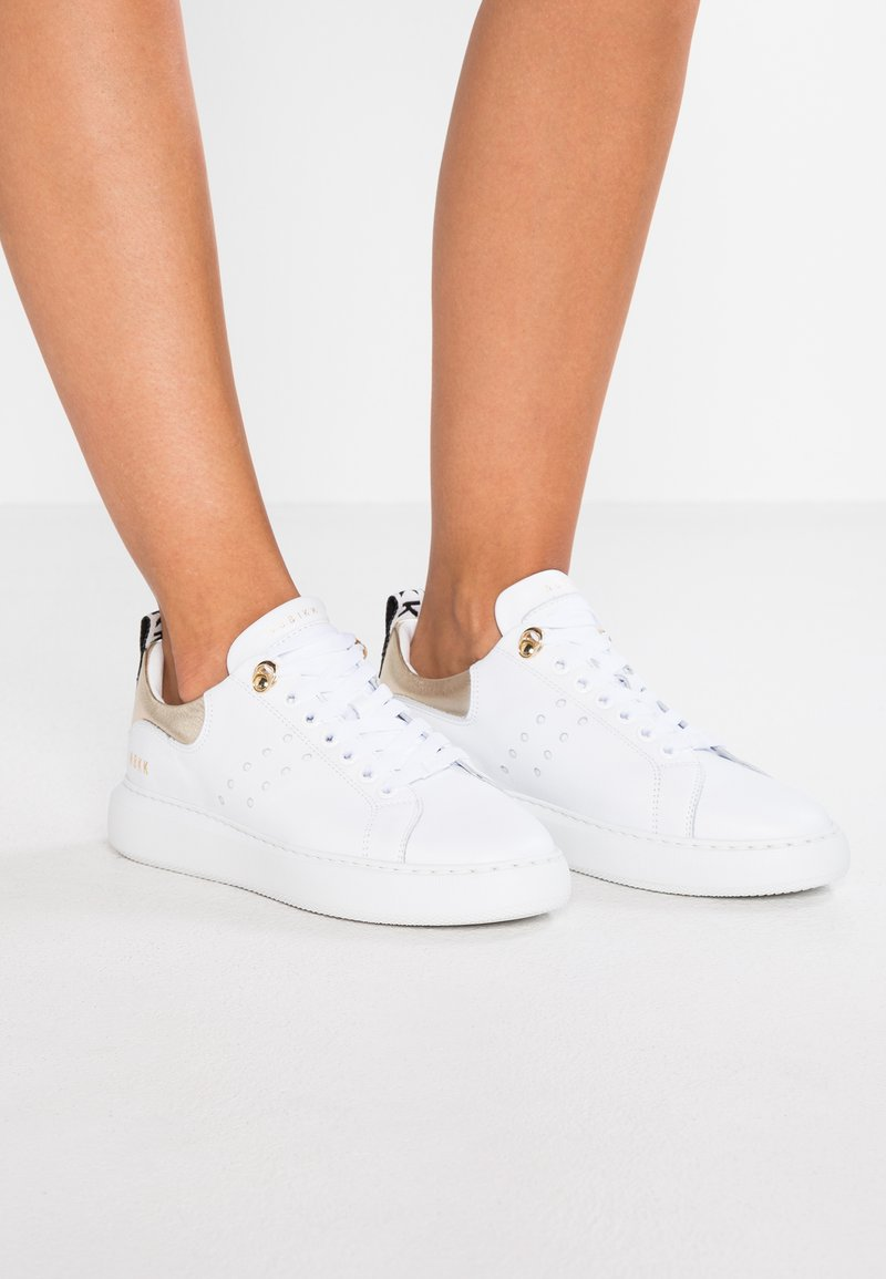 Nubikk - ROX - Sneaker low - white