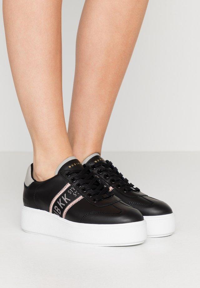 ELISE ZIYA - Sneakers basse - black