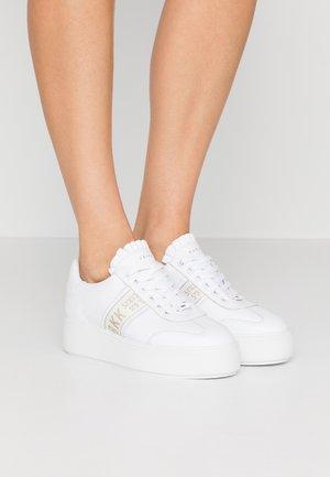 ELISE  - Sneakersy niskie - white