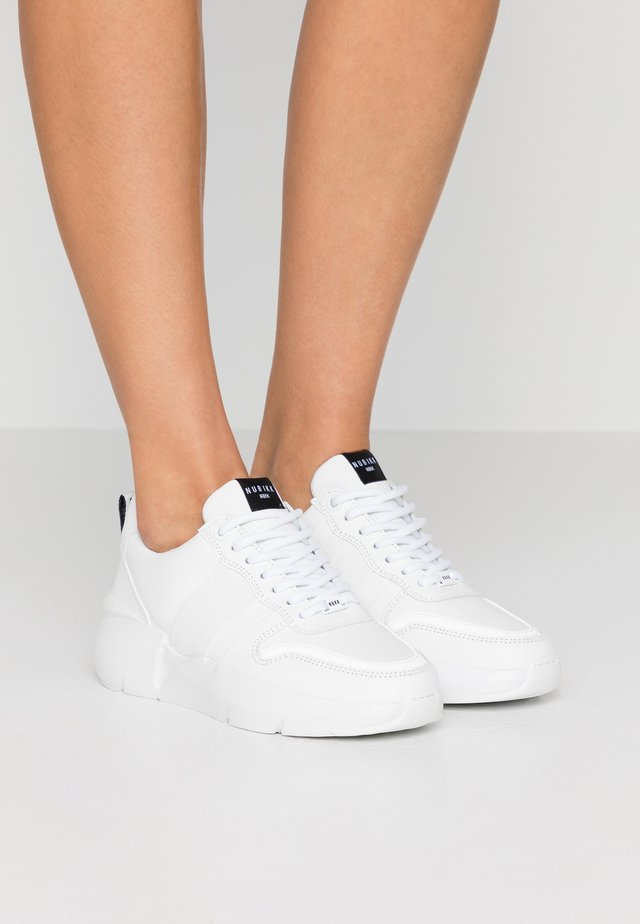 LUCY MAY - Sneakers - white