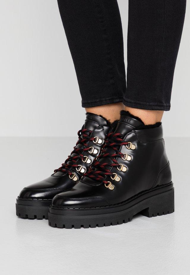 FAE STELLA - Winter boots - black