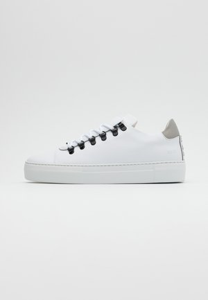 JAGGER CLASSIC - Sneaker low - white