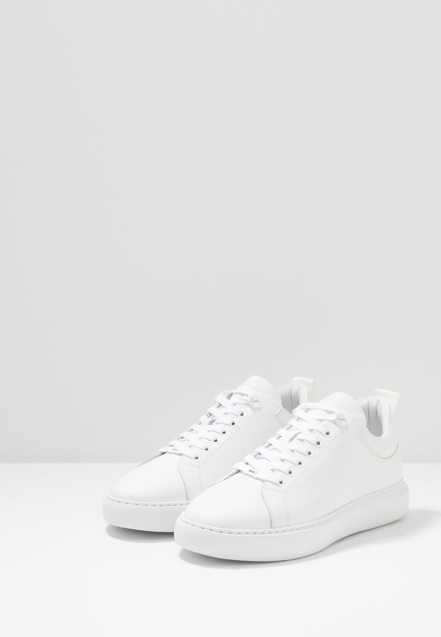 Nubikk SCOTT MARLOW - Sneakersy niskie - white