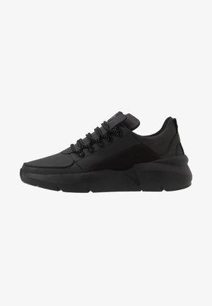 ELVEN ROYAL - Sneakers basse - black raven