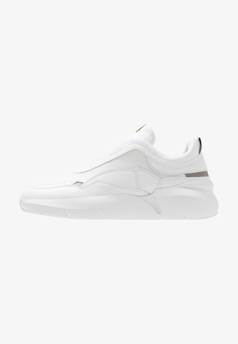 Nubikk - ELVEN BOULDER - Baskets basses - white