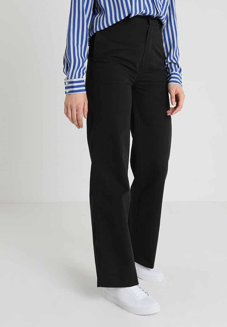 Neuw - MAGAZINE PANT - Bukse - black