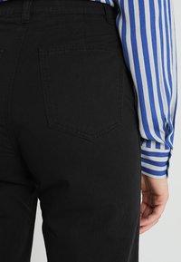 Neuw - MAGAZINE PANT - Bukse - black - 5