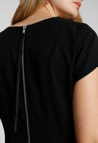 Neuw - RYDER DRESS LONG - Maxikleid - black - 6