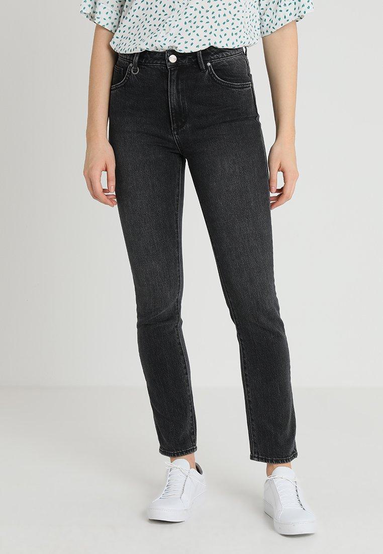 Neuw - LEXI - Jeans Straight Leg - ryder black
