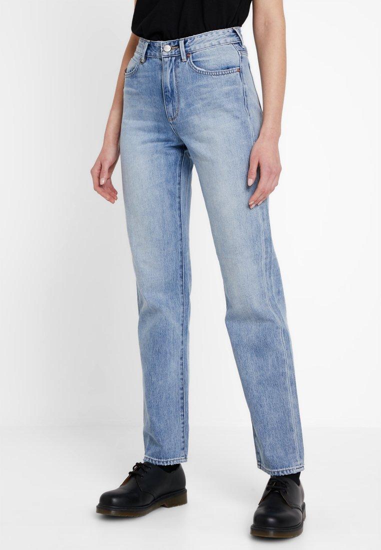 Neuw - CORINNE - Jeans straight leg - basinger blue