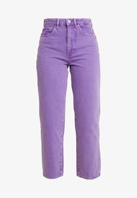 Neuw - EDIE - Jeansy Straight Leg - purple - 4