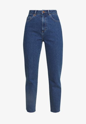 LOLA MOM - Relaxed fit jeans - blue denim