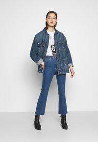 Neuw - MARILY - Bootcut jeans - blue denim - 1