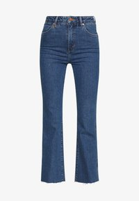 Neuw - MARILY - Bootcut jeans - blue denim - 4