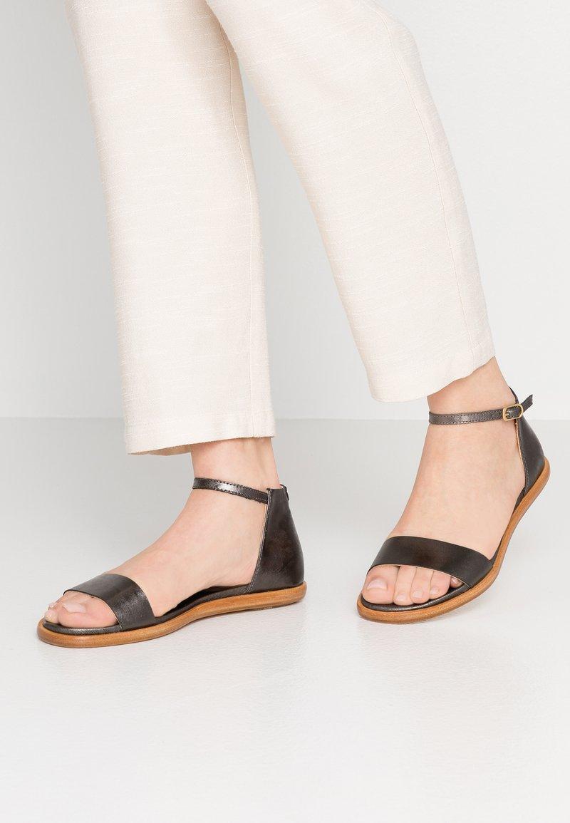 Neosens - AURORA - Sandals - antracita