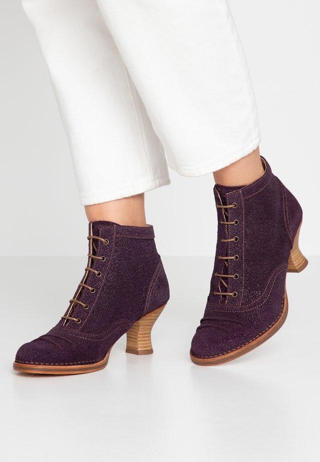 ROCOCO - Ankelboots - purple