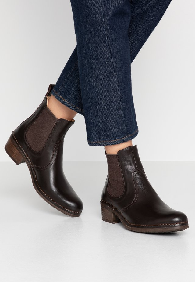 MEDOC - Stiefelette - dakota brown