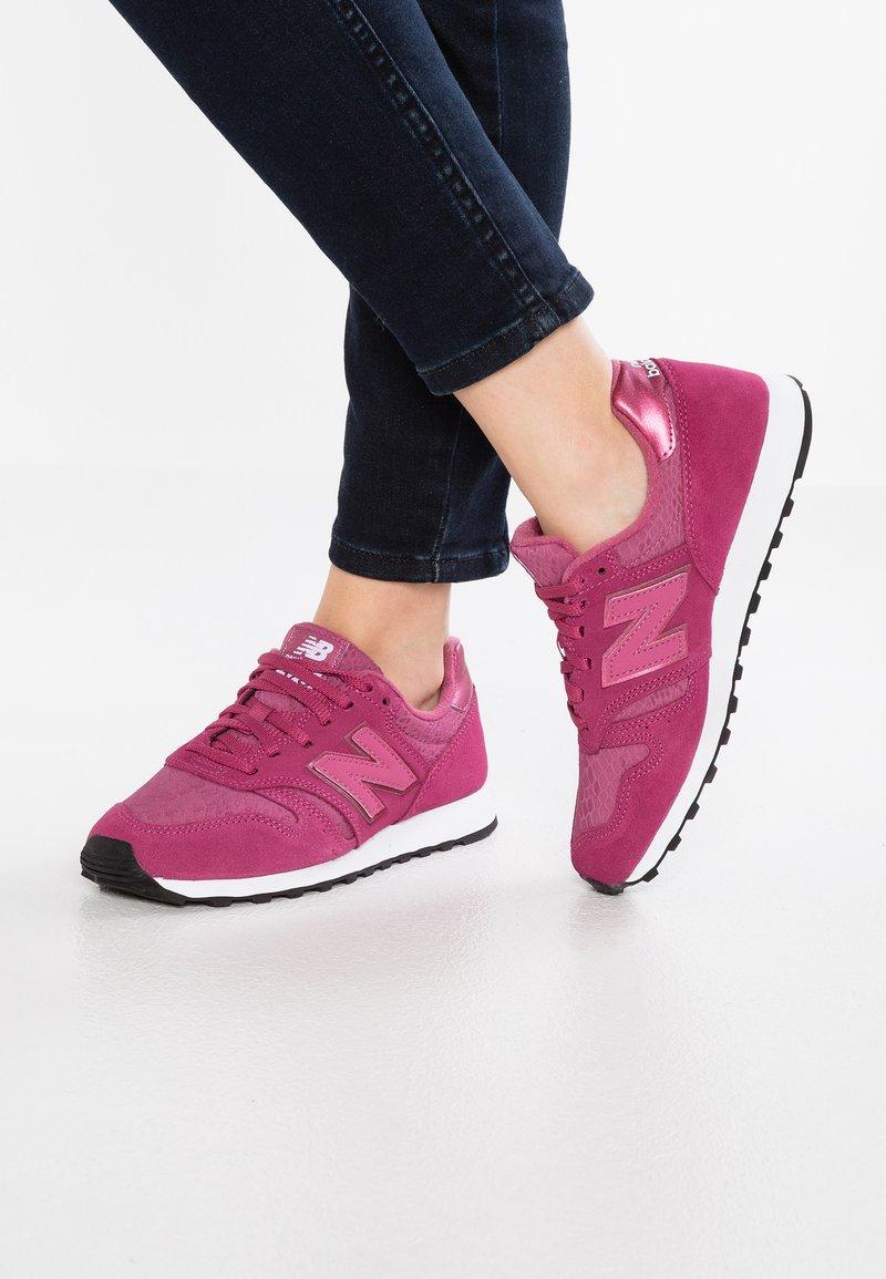 New Balance - WL373 - Sneaker low - pink/white